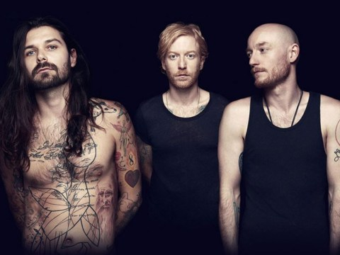 LISTEN: Biffy Clyro's first new single from their upcoming album Ellipsis