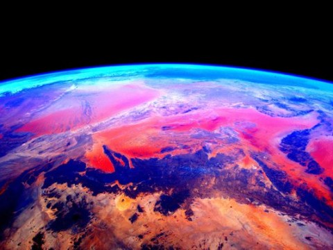 Scott Kelly's 'A Year in Space' – Amazing images from the record-breaking astronaut