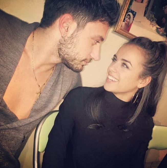 Georgia May Foote credits Giovanni Pernice for her happiness after 'bitter' break-up (but she's stopped dancing)