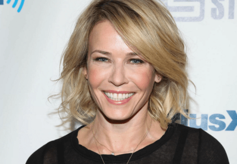 Chelsea Handler does a Kim Kardashian with a naked selfie – for Reese Witherspoon's birthday