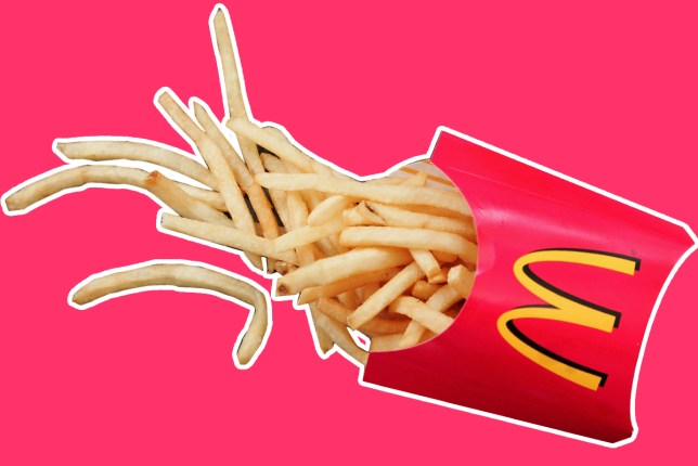 McDonald's loyalty program could mean free fries Getty