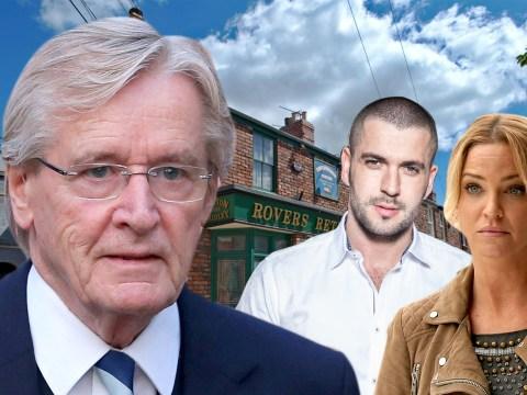 Bill Roache doesn't like known celebrities joining Coronation Street