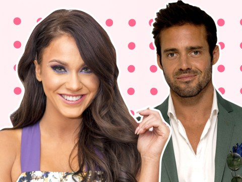 Spencer Matthews and Vicky Pattison on the rocks already?