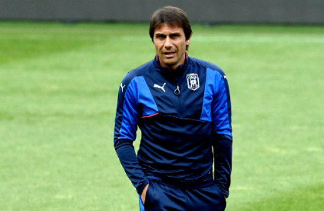during an Italy training session at Stade de Geneve on June 15, 2015 in Geneva, Switzerland.