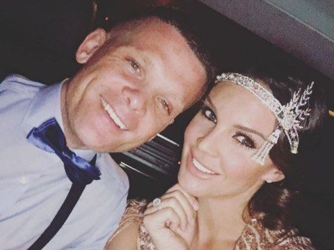 Danielle Lloyd engaged to boyfriend Michael O'Neill after whirlwind six-month relationship