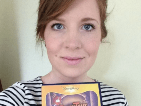 Mum asked for ID to prove she is old enough to buy Disney U-Rated cartoon DuckTales