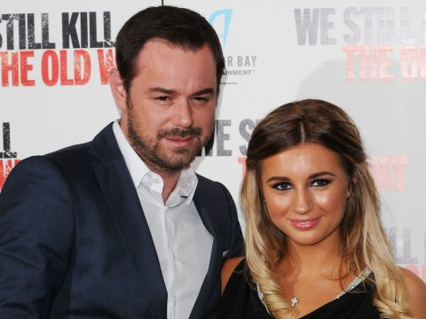 Danny Dyer denies trying to get his daughter Dani an EastEnders role: 'It's b****cks!'
