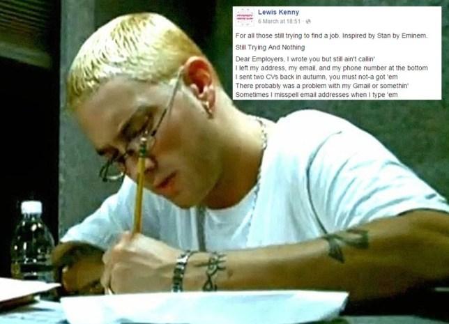 Eminem poem