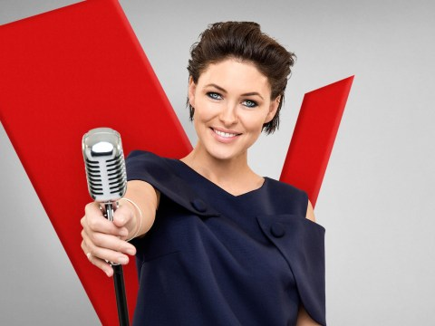 Medics on standby at The Voice UK in case Emma Willis goes into labour
