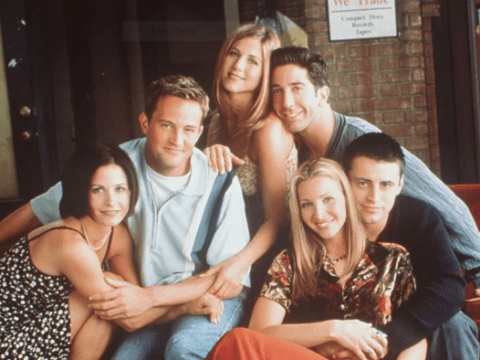 This hilarious Friends blooper is making everyone laugh all over again