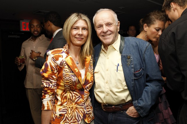 86-year-old trades in his girlfriend for a younger model, she sues him Credit: Getty Images
