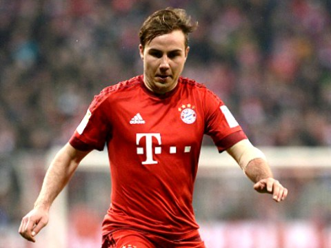 Insider tips Mario Gotze to finally seal Liverpool transfer this summer