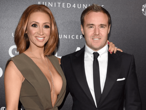 Coronation Street stars Alan Halsall and Lucy Jo-Hudson split after six years of marriage