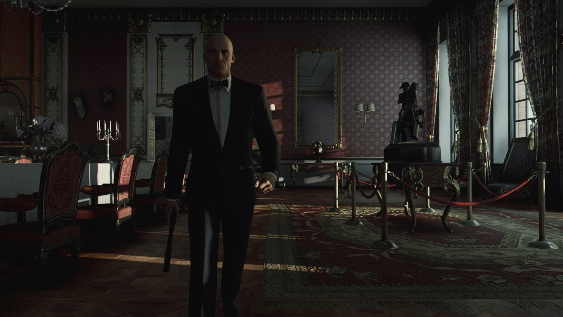 Hitman (PS4) - a good first episode