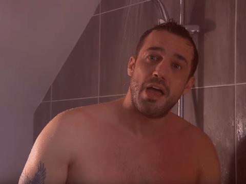 Hollyoaks spoilers: Jamie Lomas talks Warren Fox return – but whose shower is he in?