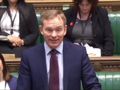 What was Chris Bryant suggesting when he joked if George Osborne knew the dangers of coke?