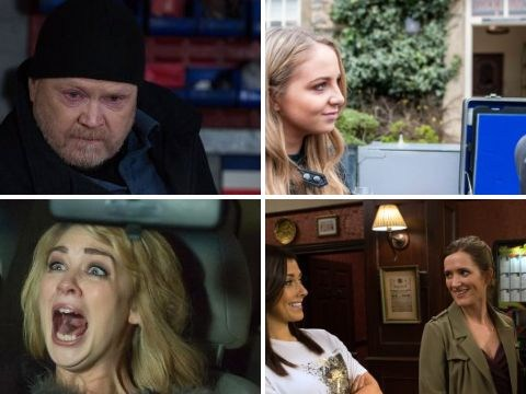 25 soap spoilers: EastEnders killer rampage, Emmerdale and Hollyoaks age gap love, Coronation Street temptations