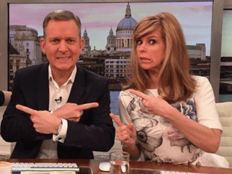 Good Morning Britain viewers weren't ready for Jeremy Kyle on the sofa