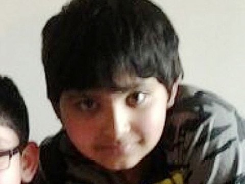 Three arrested after boy, 11, killed in hit-and-run outside mosque