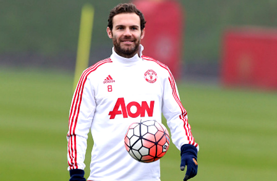 Juan Mata ready to reject transfers for new Manchester United contract