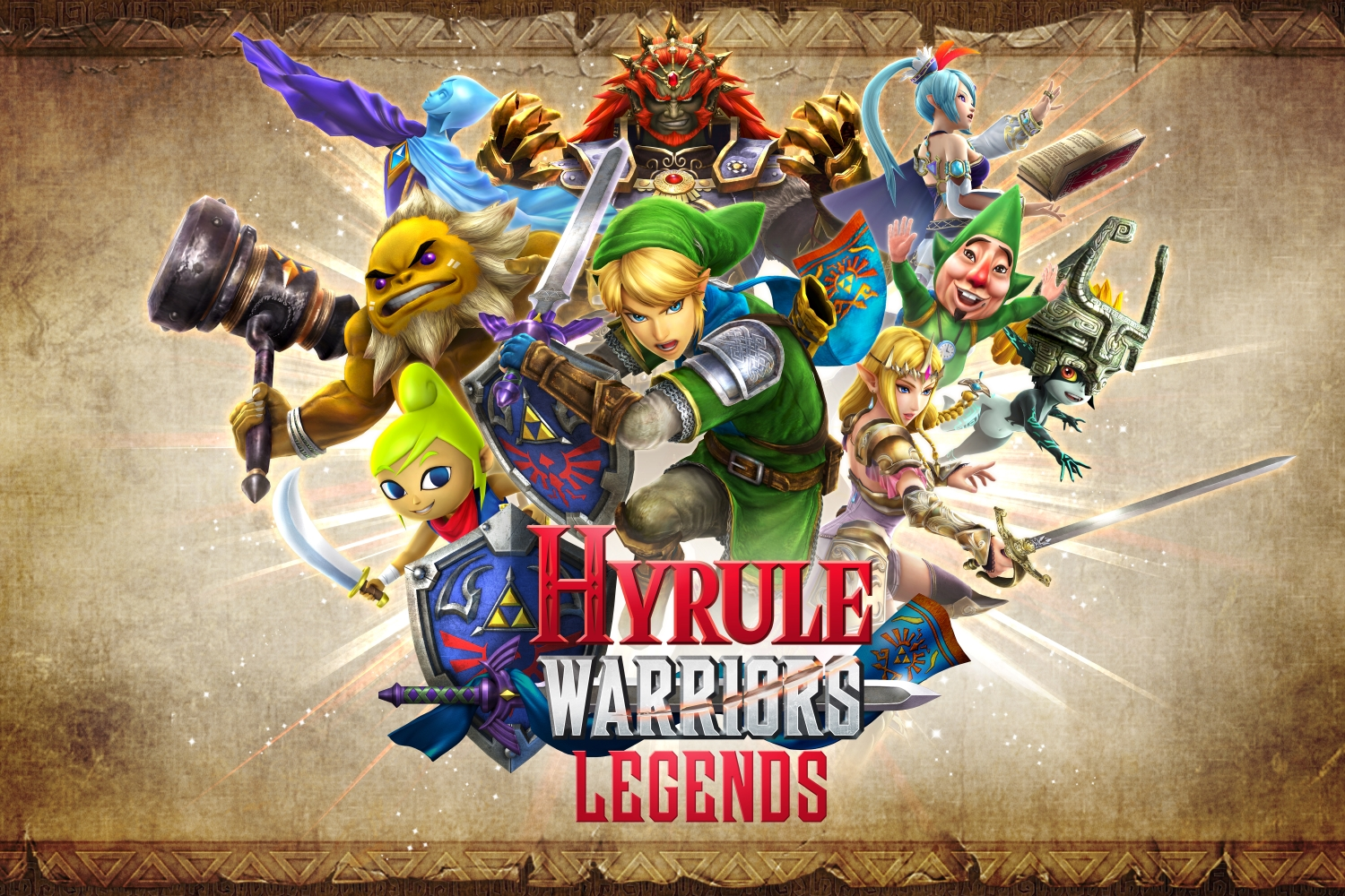 Hyrule Warriors: Legends review – A Linkle to the Past