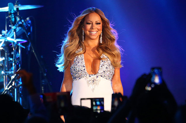 Mariah Carey was denied access to Harrods (Picture: FILE)