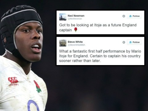 England fans certain Maro Itoje will take over from Dylan Hartley as captain