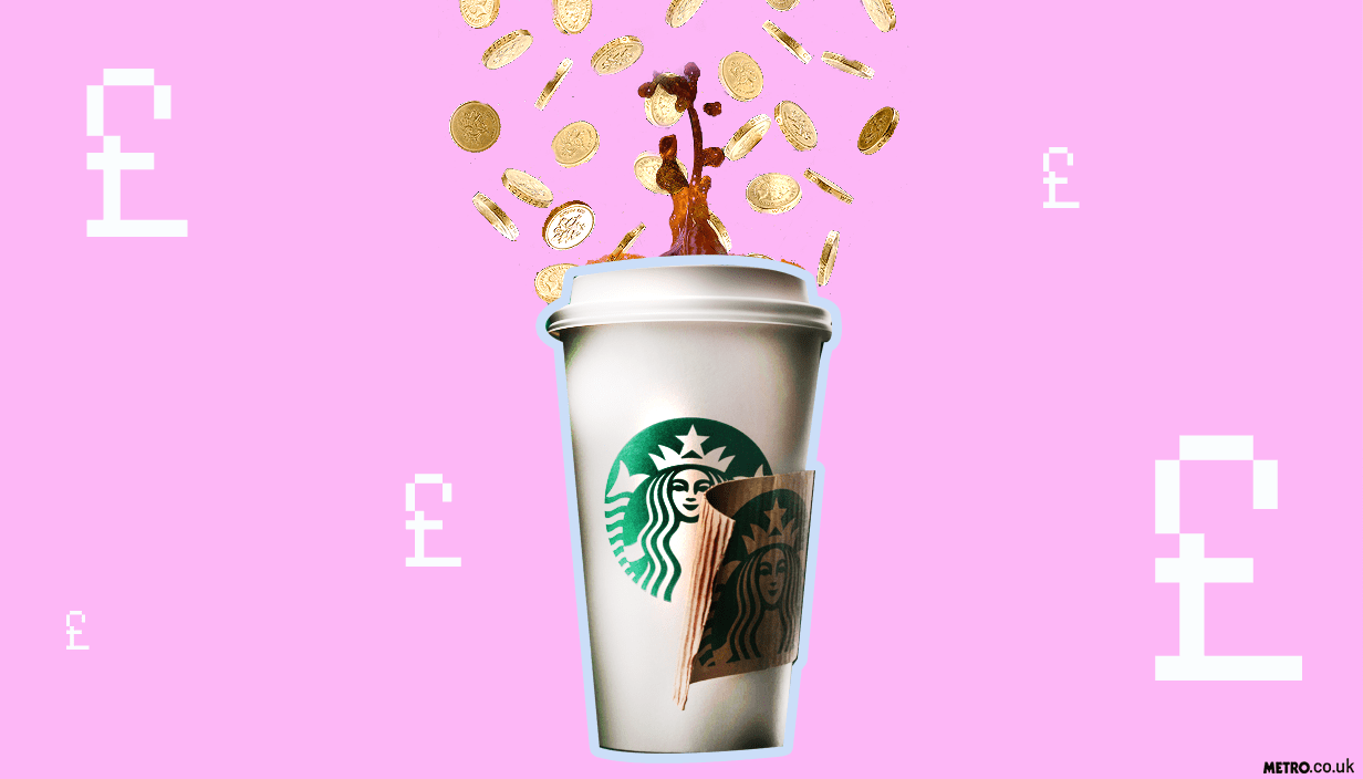 There's a really easy way to get discount at Starbucks