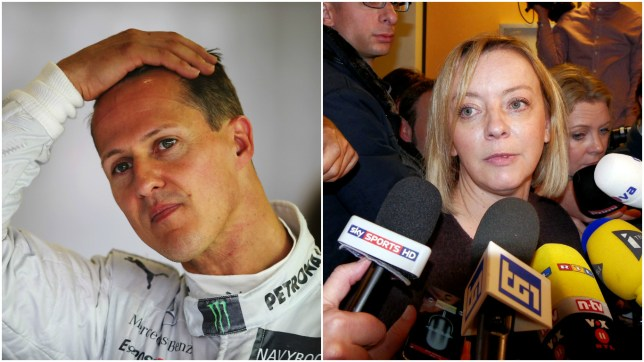 Michael Schumacher wanted to disapear from media scrutiny, his manager has revealed. (Picture: Getty)