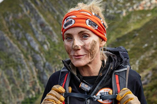 Michelle Collins blasts fan in Twitter rant after suffering embarrassing sense of humour failure
