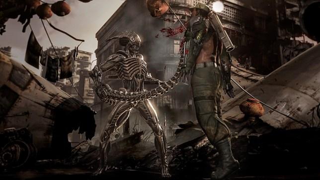 Mortal Kombat XL (PS4) - Alien Kombat