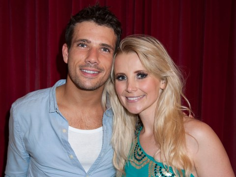 Former Hollyoaks stars Danny Mac and Carley Stenson are engaged