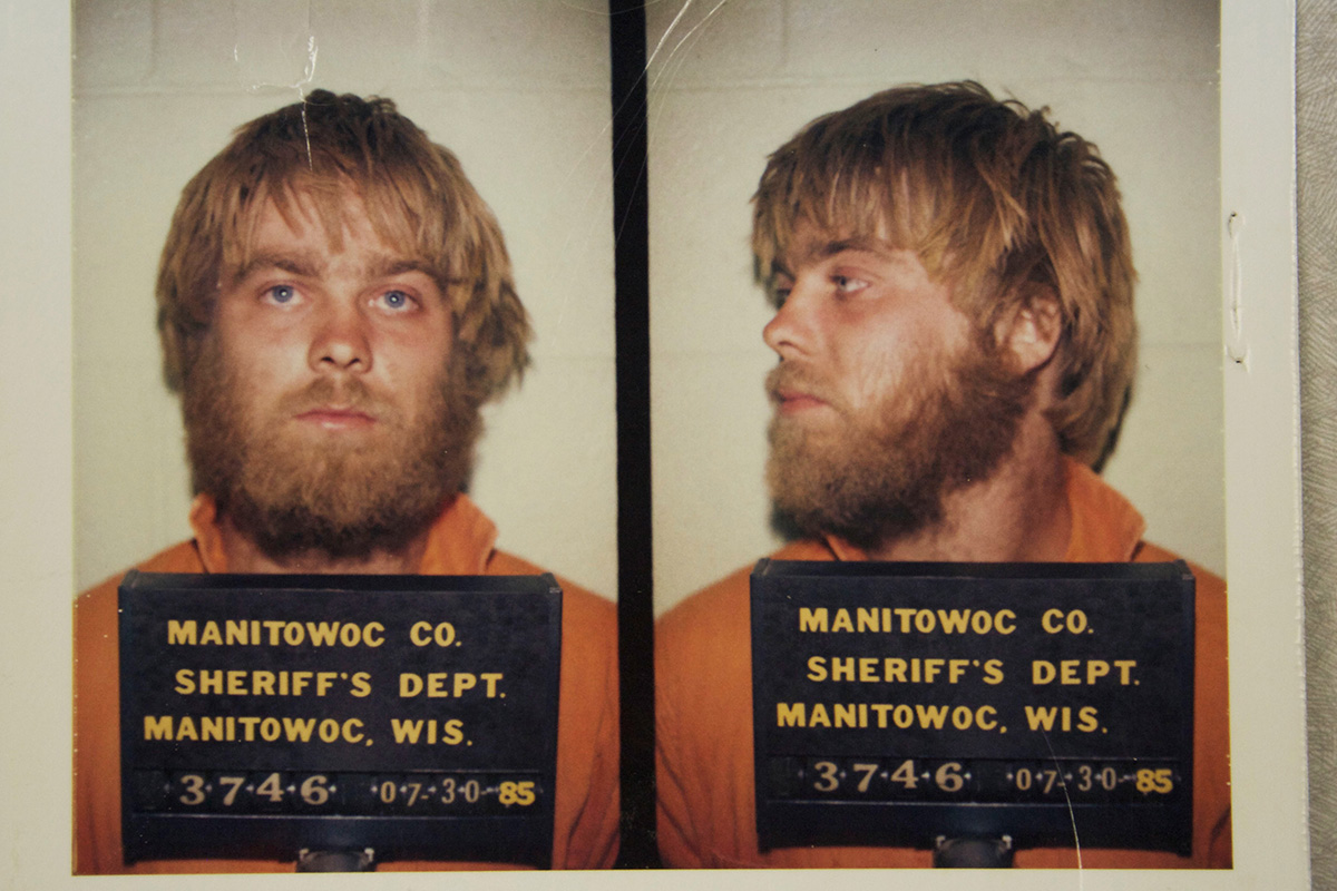 No Merchandising. Editorial Use Only. No Book Cover Usage Mandatory Credit: Photo by Netflix/Everett/REX/Shutterstock (5551022e) Steven Avery, (Season 1) Making a Murderer - 2015