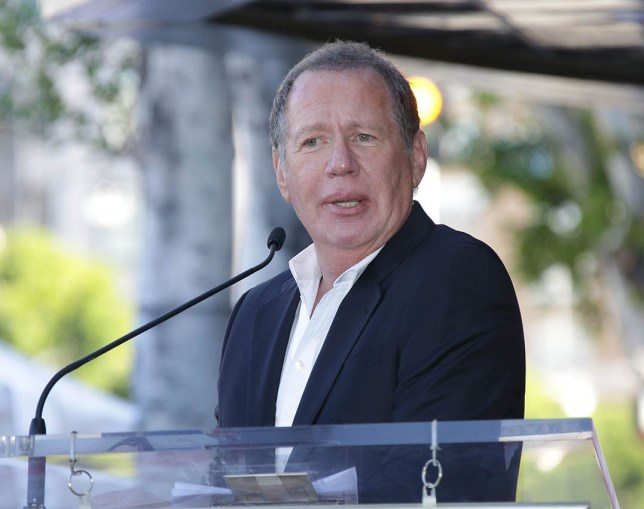 Mandatory Credit: Photo by Jim Smeal/BEI/Shutterstock (5567587ae) Garry Shandling David Duchovny honored with a Star on the Hollywood Walk Of Fame, Los Angeles, America - 25 Jan 2016 David Duchovny Honored With A Star On The Hollywood Walk Of Fame, Los Angeles, America