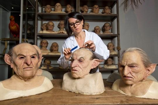 Harry Potter makeup artist Sarita Allison on how to make