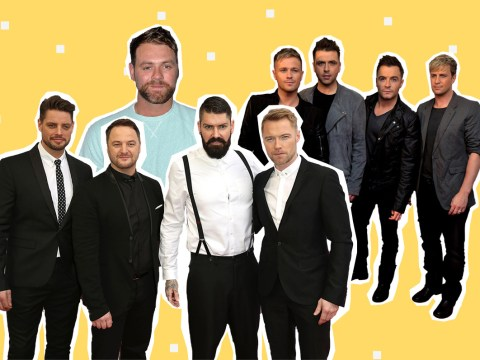 Brian McFadden confirms Westlife and Boyzone ARE joining forces (and they're working on forming a supergroup)