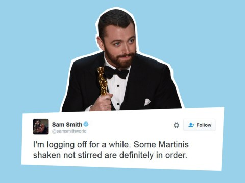 Sam Smith quits Twitter in wake of Oscar row with Dustin Lance Black