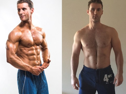 How photographing bodybuilders for a living inspired me to get a six-pack