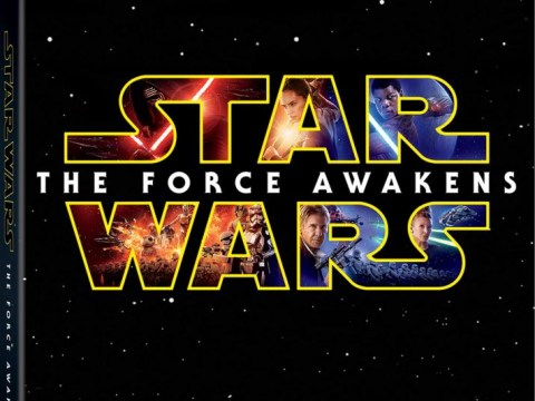 Star Wars: The Force Awakens will be released on DVD next month