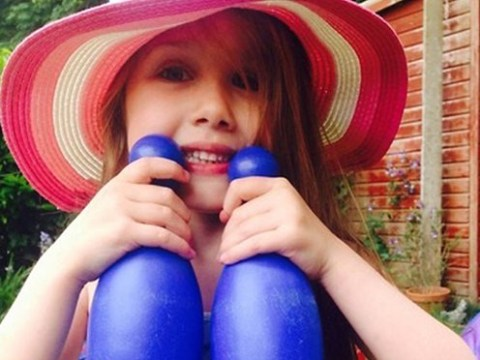 Mother pays tribute to girl who died after bouncy castle swept away by wind