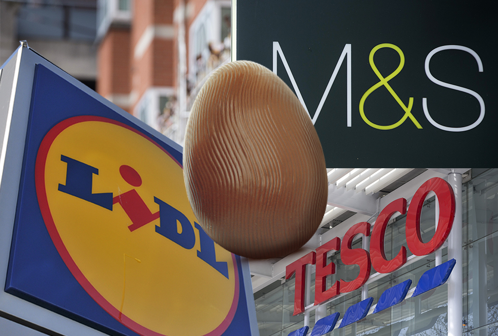 Supermarket opening times for Easter Credit: Getty Images