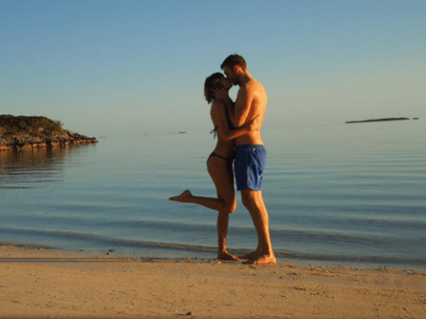 Taylor Swift and Calvin Harris have 'finally' found time to take a holiday