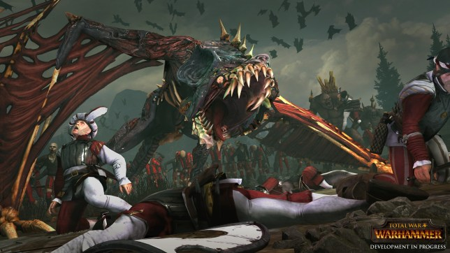 Total War: Warhammer - Ancient Rome was never like this