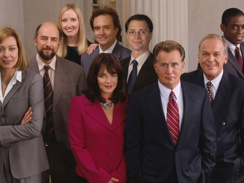 There's a new The West Wing podcast and you'll never guess who's hosting it