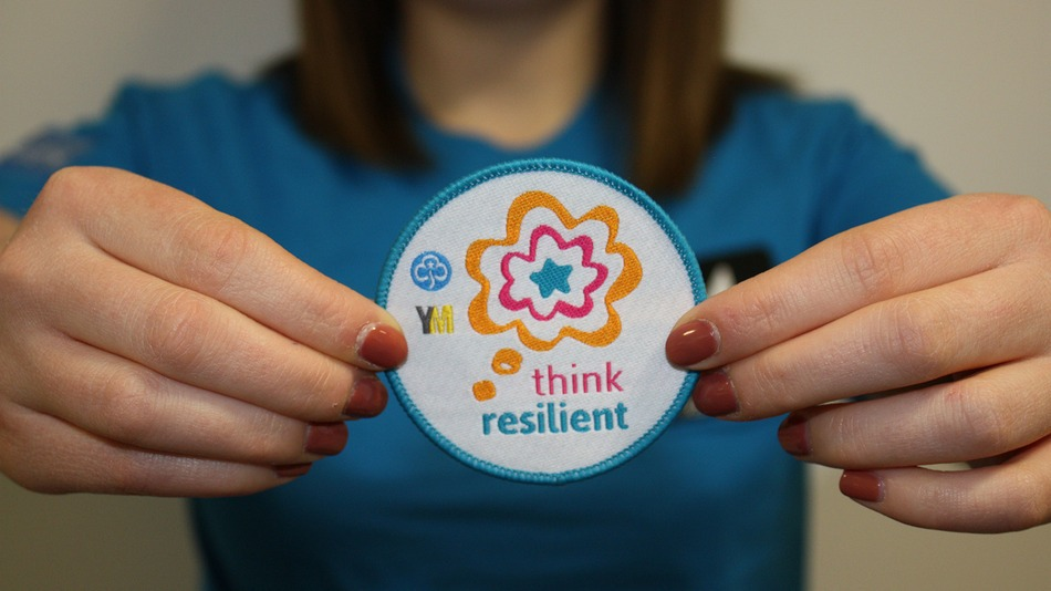 Girl Guides will now earn badges for talking about mental health
