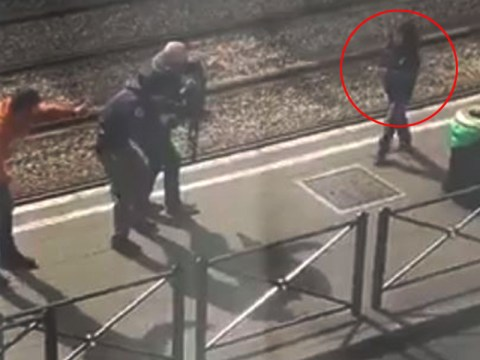 Explosions heard as suspect is 'neutralised' in Belgium anti-terror raid
