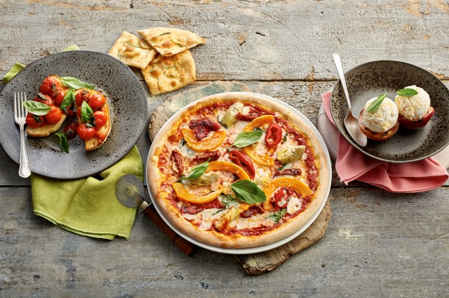 Vegan Options Pizza Picture: Zizzi)