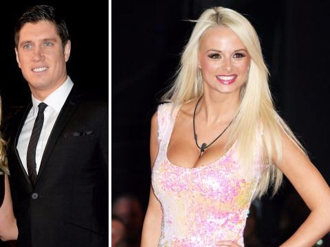 Rhian Sugden says Vernon Kay is 'nothing but a liar' over this repeat texting scandal