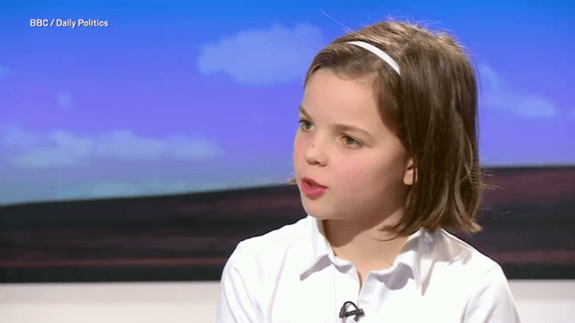 girls with sass tell Andrew Neil he isn't educated