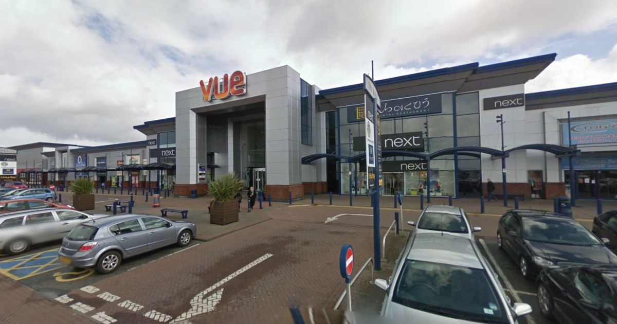Bolton Vue Cinema Assault Boy 14 Sexually Abused At